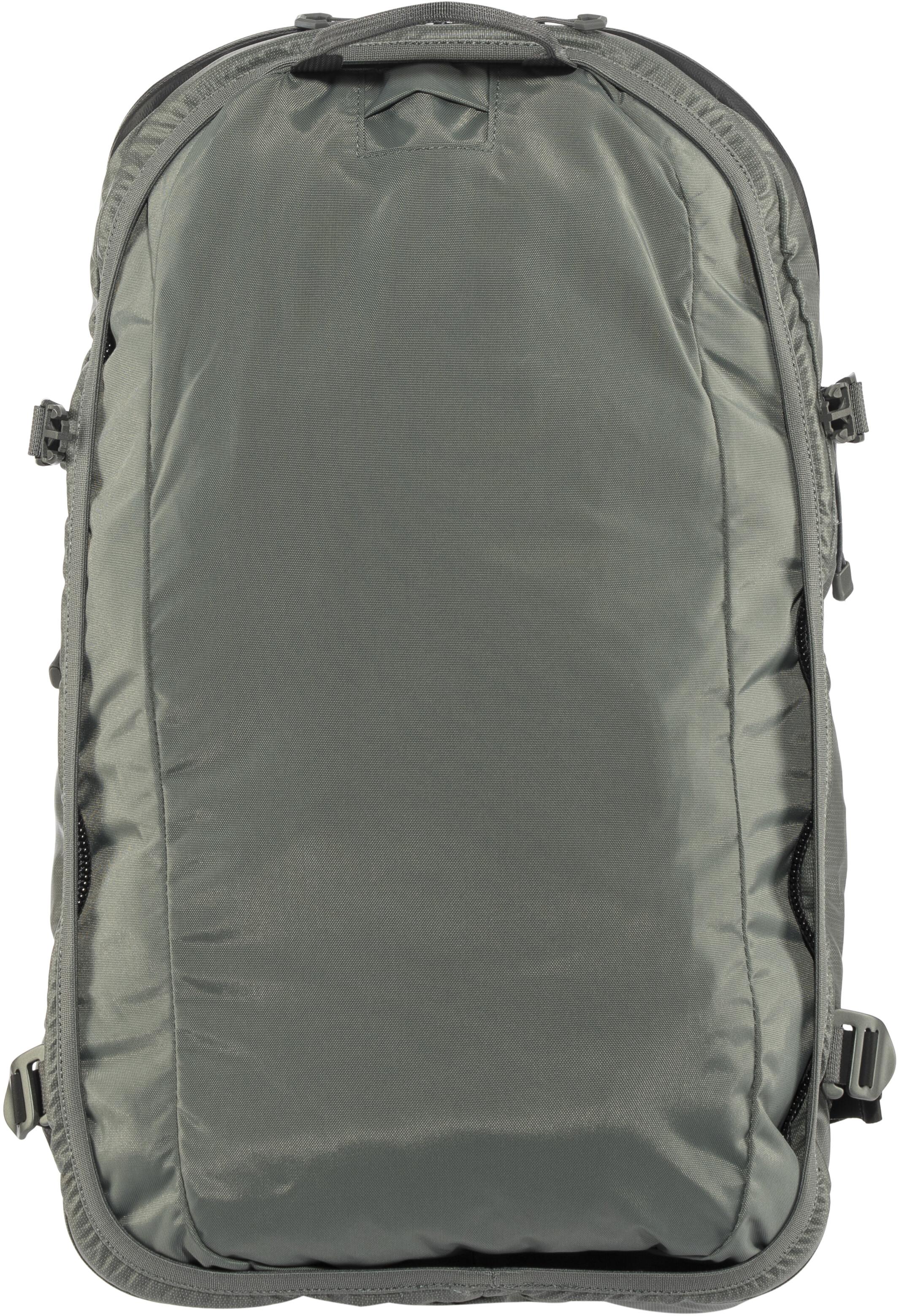 57e8814a10 ABS P.RIDE Compact Zaino airbag 30l grigio su Addnature